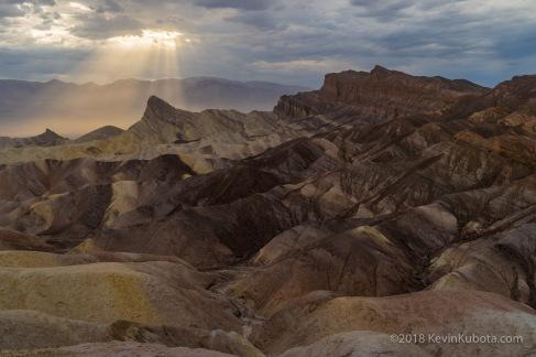 Death Valley, AKA Mordor